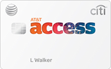 AT&T Access Card from Citi