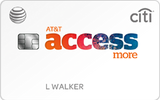 AT&T Access More Card from Citi