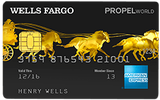 Wells Fargo Propel World American Express