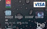 AIB 'be' Visa or MasterCard