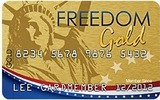 Freedom Gold Merchandise
